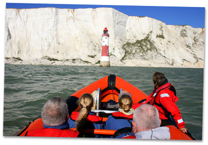 Win tickets to see the Beachy Head Lighthouse, Belle Tout, The Seven Sisters and Birling Gap