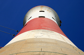 The Beachy Head Lighthouse needs repainting
