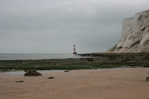 Beachy Head Lighthouse Falling Sands