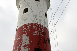 Beachy Head Lighthouse if humans still exist send beer