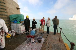 Save the Stripes on the Beachy Head Lighthouse