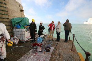 Save the Stripes on the Beachy Head Lighthouse