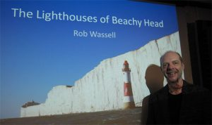 Beachy Head Lighthouse Talk by Rob Wassell